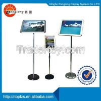 Adjustable Menu Stand