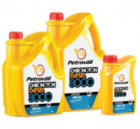 SEMI-SYNTHETIC DIESEL MOTOR OIL