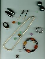 Magnetic Jewelry-- magnetic bracelet, necklace, chain Magnetic/Magnet