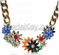 Alloy Accessories Choker Necklace